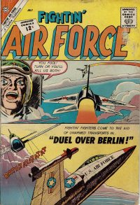 Large Thumbnail For Fightin' Air Force #33