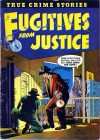 Cover For Fugitives from Justice 1