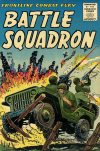 Cover For Battle Squadron 1