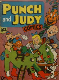Large Thumbnail For Punch and Judy Comics v2 #3 - Version 1
