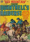 Cover For Red Mountain Featuring Quantrell's Raiders
