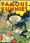 Cover For Famous Funnies 109