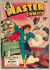Cover For Master Comics 61