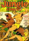 Cover For Jungle Comics 18
