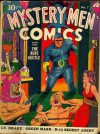 Cover For Mystery Men Comics 7 (paper/9fiche)
