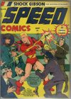 Cover For Speed Comics 13