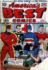 Cover For America's Best Comics 12