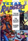 Cover For Texas Rangers in Action 20