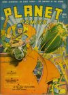 Cover For Planet Comics 4 (paper/3fiche)