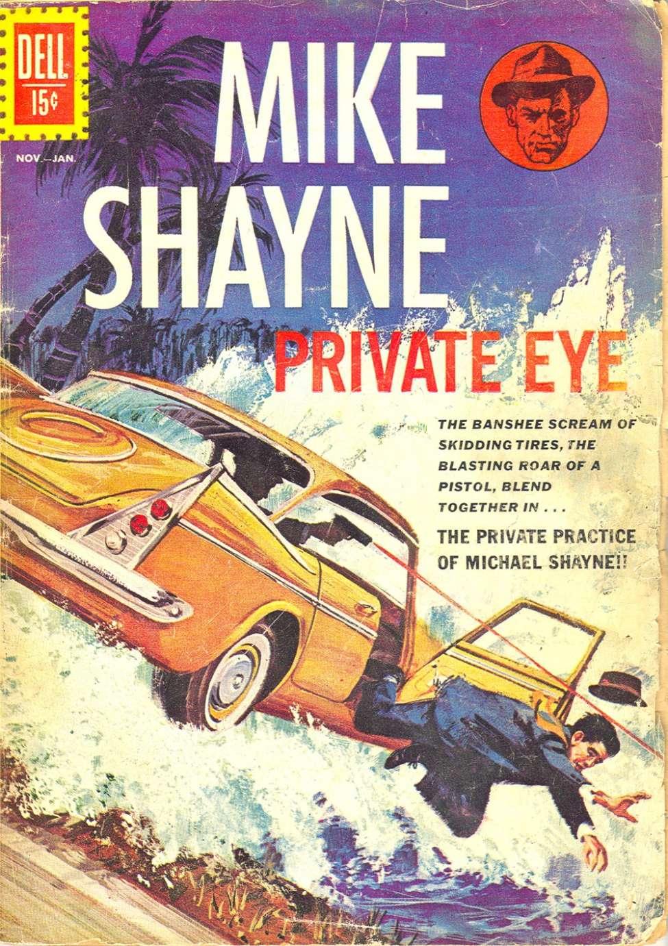 Mike shayne private eye 1 comic book plus comic book cover for mike shayne private eye 1 fandeluxe Document
