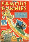 Cover For Famous Funnies 103