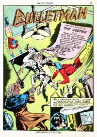 Large Thumbnail For Bulletman Archive Vol 06
