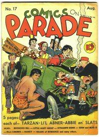 Large Thumbnail For Comics on Parade 017