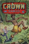 Cover For Crown Comics 3