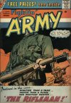 Cover For Fightin' Army 32