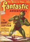 Cover For Fantastic Adventures v4 6
