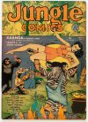 Cover For Jungle Comics 15