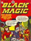 Cover For Black Magic 8