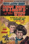 Cover For Outlaws of the West 20