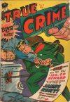 Cover For True Crime Comics 4