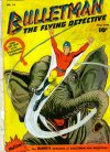 Cover For Bulletman 16