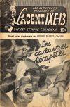 Cover For L'Agent IXE 13 v2 130 Les cadavres décapités