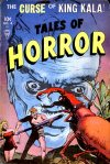 Cover For Tales of Horror 4