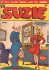 Cover For Suzie Comics 50