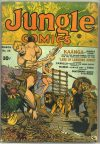 Cover For Jungle Comics 39