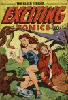 Cover For Exciting Comics 56