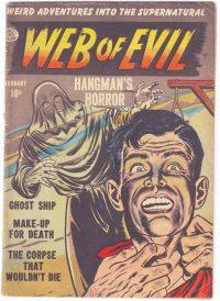 Large Thumbnail For Web of Evil #2