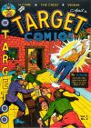 Cover For Target Comics v3 2