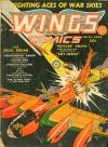 Cover For Wings Comics 10
