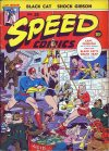 Cover For Speed Comics 35
