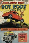 Cover For Hot Rods and Racing Cars 40