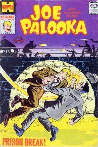 Large Thumbnail For Joe Palooka Comics #113