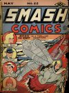 Cover For Smash Comics 22