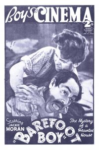 Large Thumbnail For Boy's Cinema 0996 - Barefoot Boy starring Jackie Morgan