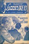 Cover For L'Agent IXE 13 v2 148 La danseuse du Red Bird