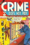 Cover For Crime Does Not Pay 112