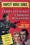 Cover For Fawcett Movie Comic 19 Carbine Williams
