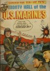 Cover For Monty Hall of the U.S. Marines 8