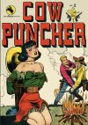 Cover For Cow Puncher Comics 2