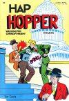 Cover For Comics Revue 2 Hap Hopper