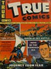 Cover For True Comics 26