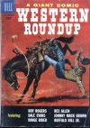 Cover For Western Roundup 19