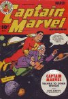 Cover For Captain Marvel Adventures 44