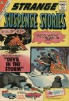 Cover For Strange Suspense Stories 50