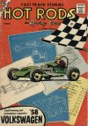 Cover For Hot Rods and Racing Cars 37