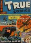 Cover For True Comics 25